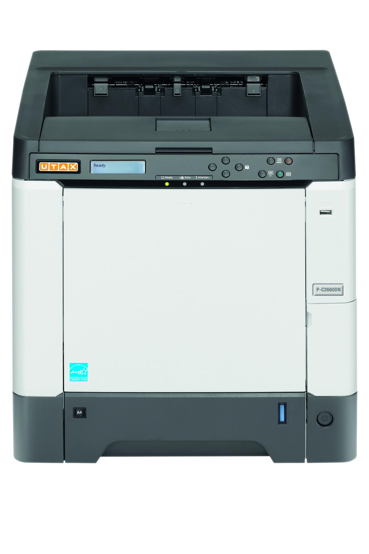 UTAX P-C2660DN